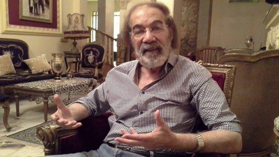 أول تعليق لـ شهيرة بعد وفاة زوجها الفنان محمود ياسين رحل حبيب عمري خلاص مجلة هي