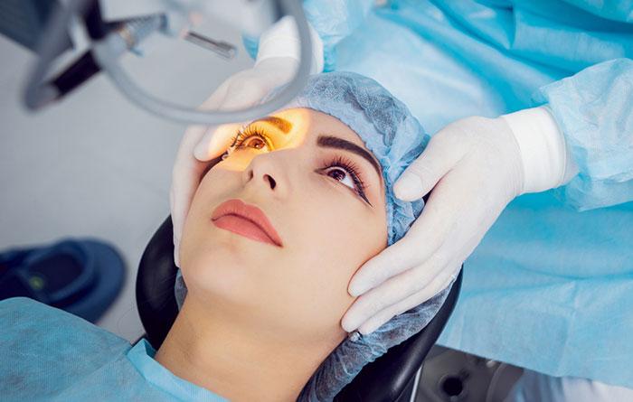 الجراحة هي العلاج الوحيد لانفصال الشبكية