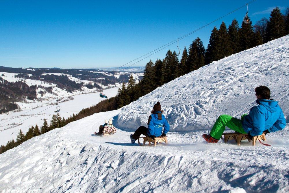 ألبسي جرونتن Alpsee-Grünten