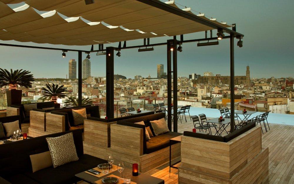 متعة وفخامة في أفضل فنادق برشلونة - مجلة هي