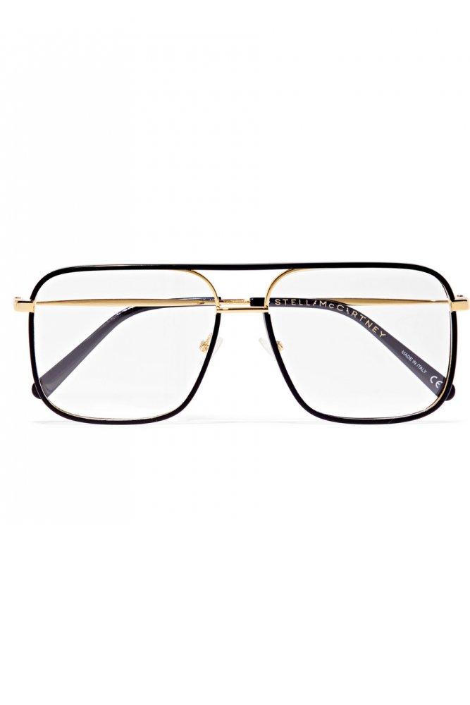 b785f3679 احدث موديلات نظارات طبية موضة 2018 - مجلة هي