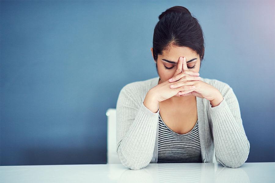 الإجهاد و التوتv خطر على الصحة العقلية