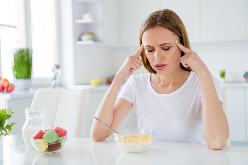 رجيم الزبادي يصيب الجسم بالضعف العام خلال تخسيس الوزن