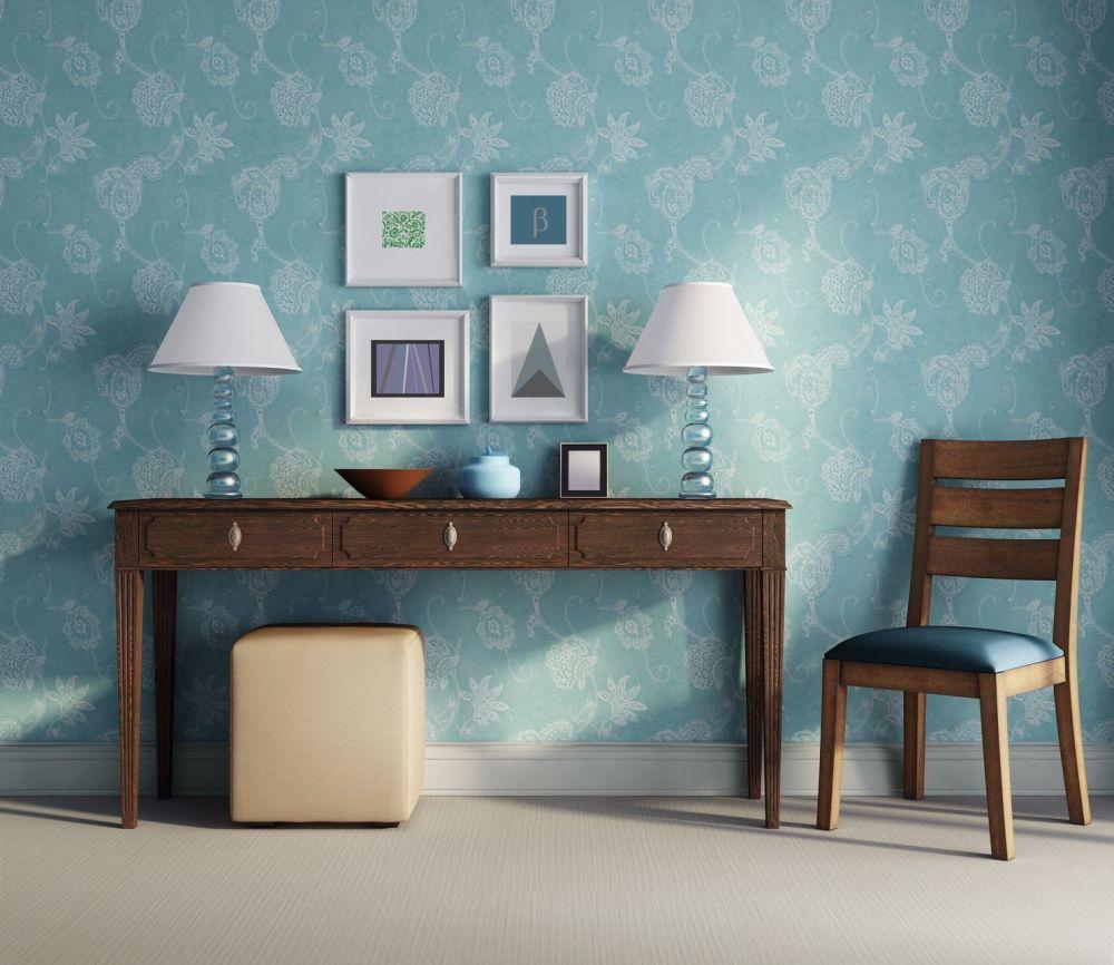 ورق الجدران في الديكور  ورق الجدران نصائح هامة في استخدام ورق الجدران في ديكور المنزل 4562186 1775713544