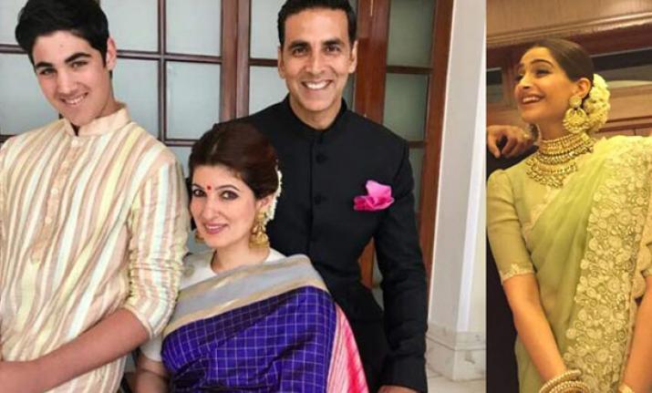 النجم الهندي أكشاي كومار يخاف من زوجته - مجلة هي