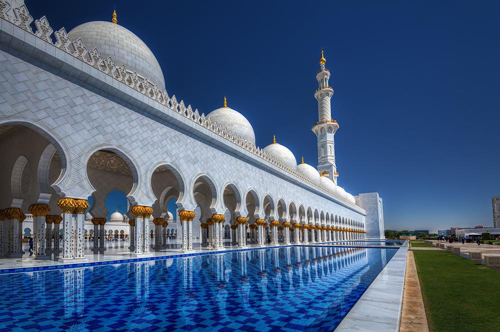 سقف قل شبكة مسجد الشيخ زايد قصاصة فنية في ابوظبي بالرصاص - motsy.org
