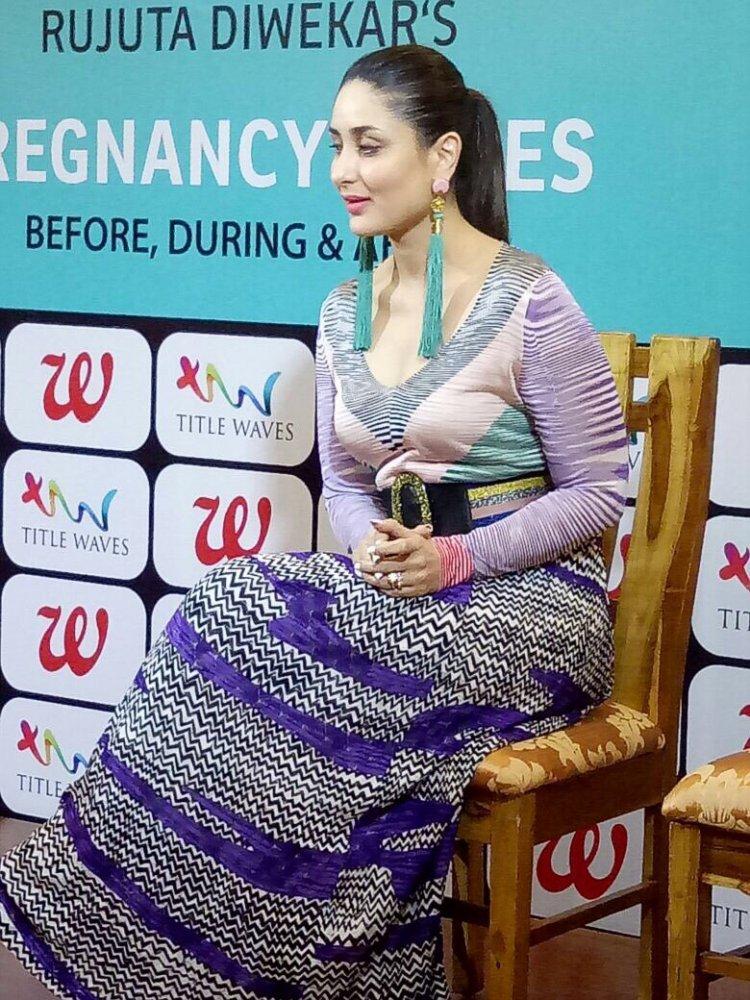 dd50575e2b26e كارينا كابور غير مهتمة بزيادة وزنها بعد الولادة - مجلة هي