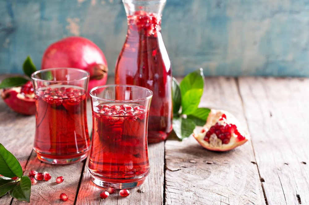 The Benefits Of Pomegranate Juice In Weight Loss Naaju