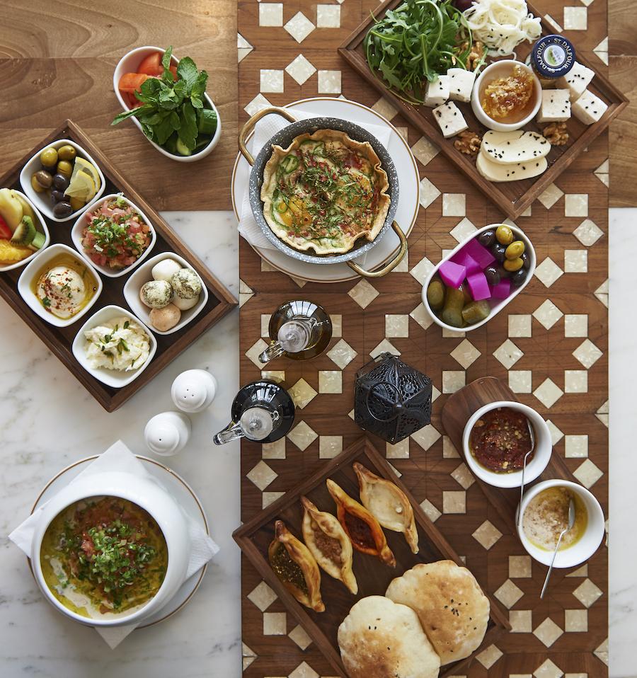 فعالية برعم بزوغ الفجر اماكن فطار رمضان Comertinsaat Com
