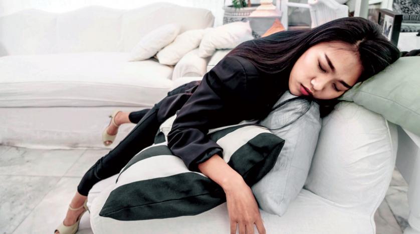 التعب المزمن من مضاعفات فيروس كورونا