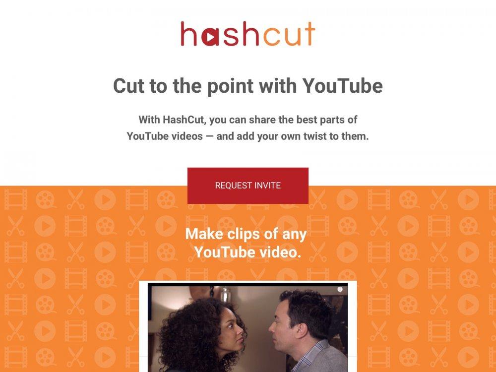 095266c1c Hashcut..موقع مميز لقطع لقطات من الفيديوهات على يوتيوب - مجلة هي