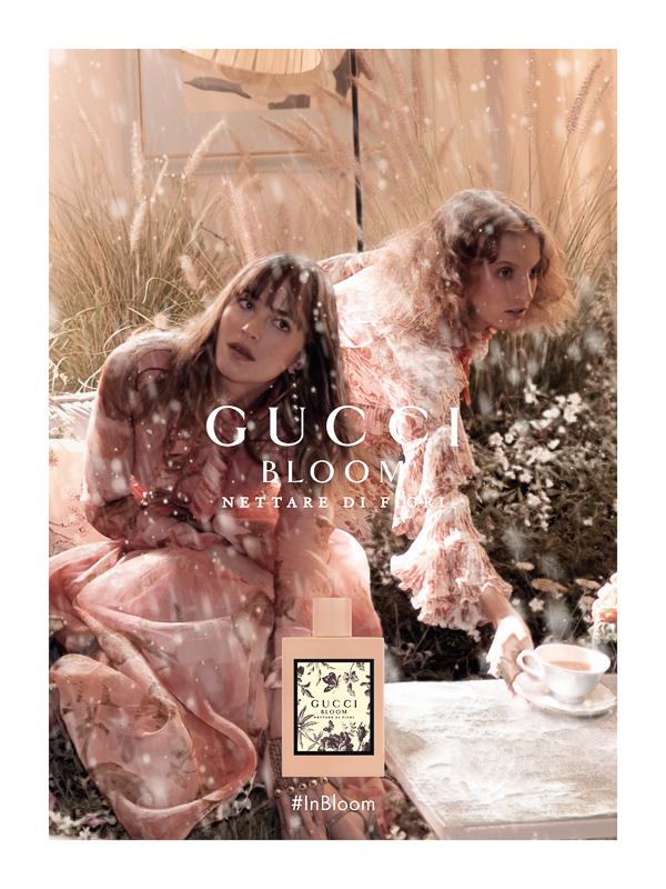 7b128ebdb ثلاثية Gucci Bloom لموسم الأعياد - مجلة هي
