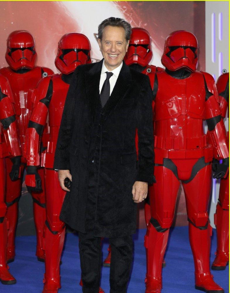 العرض الأول من فيلم Star Wars: The Rise of Skywalker