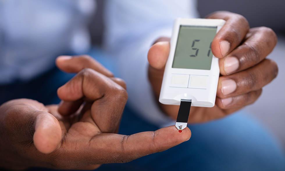 السكري أحد مضاعفات نقص الكروم