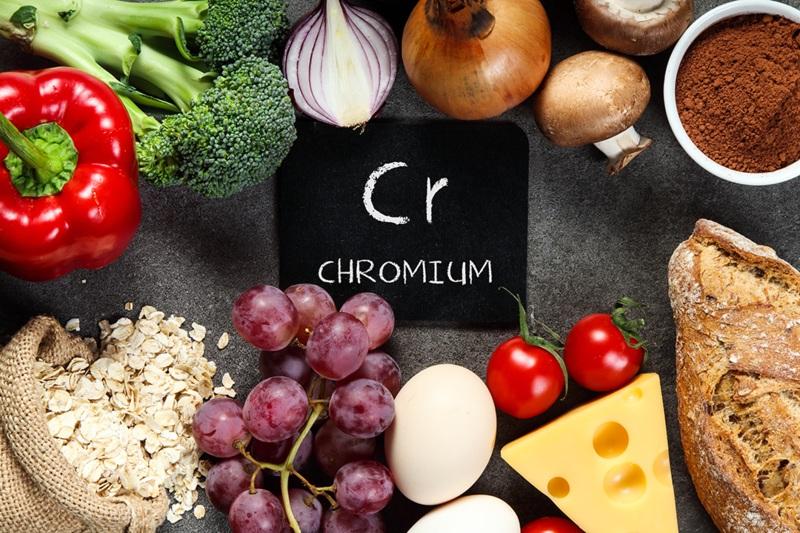 مصادر الكروم الطبيعية