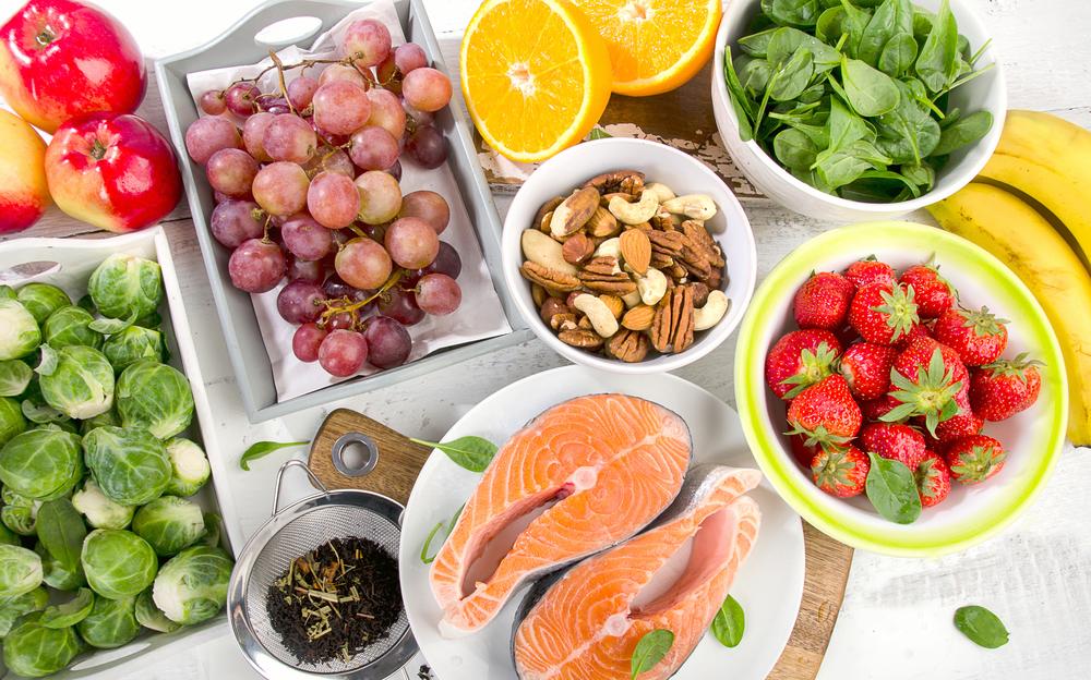 الخضار والفواكه اكثر انواع الاطعمة الغنية بمضادات الاكسدة