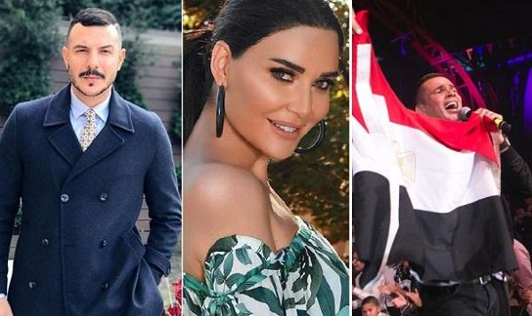 تعرفوا على المنتخبات التي يشجعها النجوم العرب في كأس العالم 2018