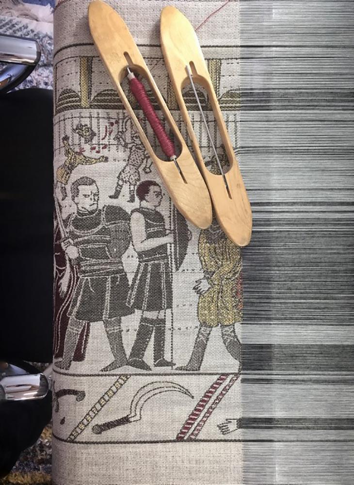 لوحة فنية عملاقة في إيرلندا الشمالية تجسد ملحمة لعبة العروش Game of Thrones !