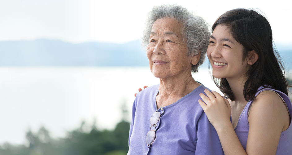 طول مدة الخصوبة يسبب الخرف المبكر لدى النساء