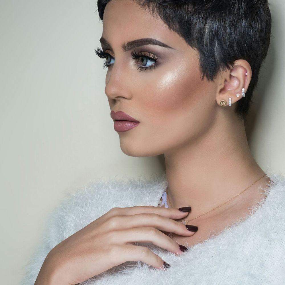b848b9e14 خبيرة التجميل السعودية سارة السبيعي لـ