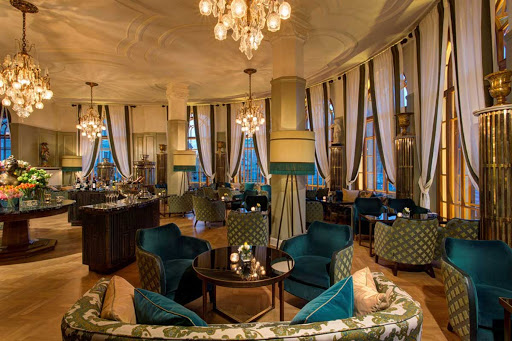 فندق روكو فورت أستوريا ROCCO FORTE HOTEL ASTORIA