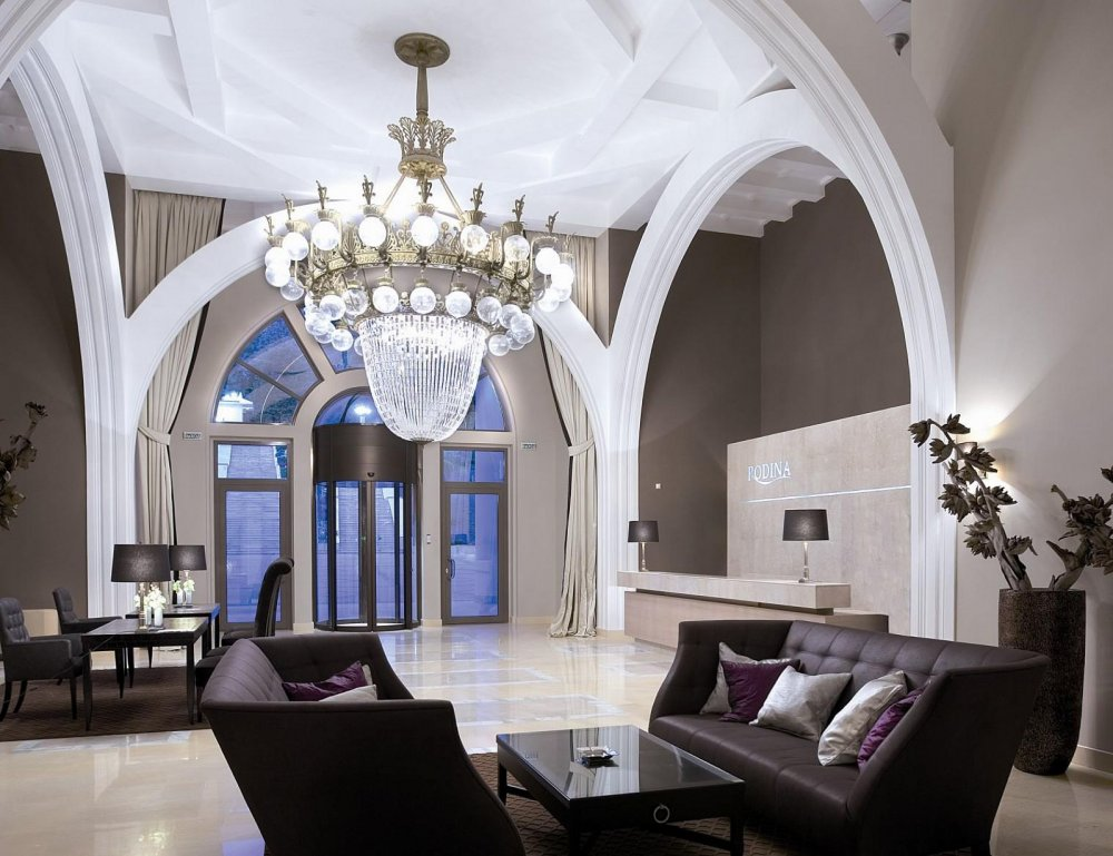 فندق وسبا ذا رودينا جراند THE RODINA GRAND HOTEL & SPA