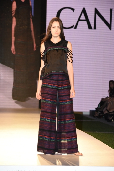 d0fbcd577477c ابرز عروض الأزياء من اسبوع الموضة العربي في يومه الثالث برعاية هواوي - مجلة  هي
