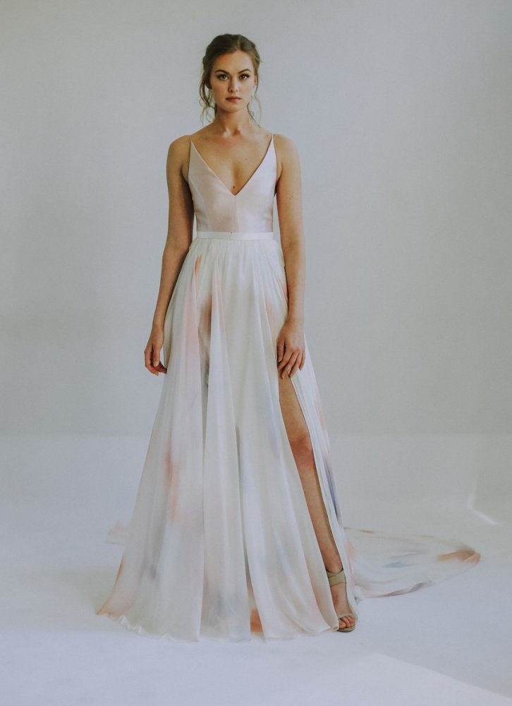 bb56ed08241fa فساتين زفاف ليان مارشال Leanne Marshall لعام 2020 انثوية و غاية في  الرومانسية - مجلة هي