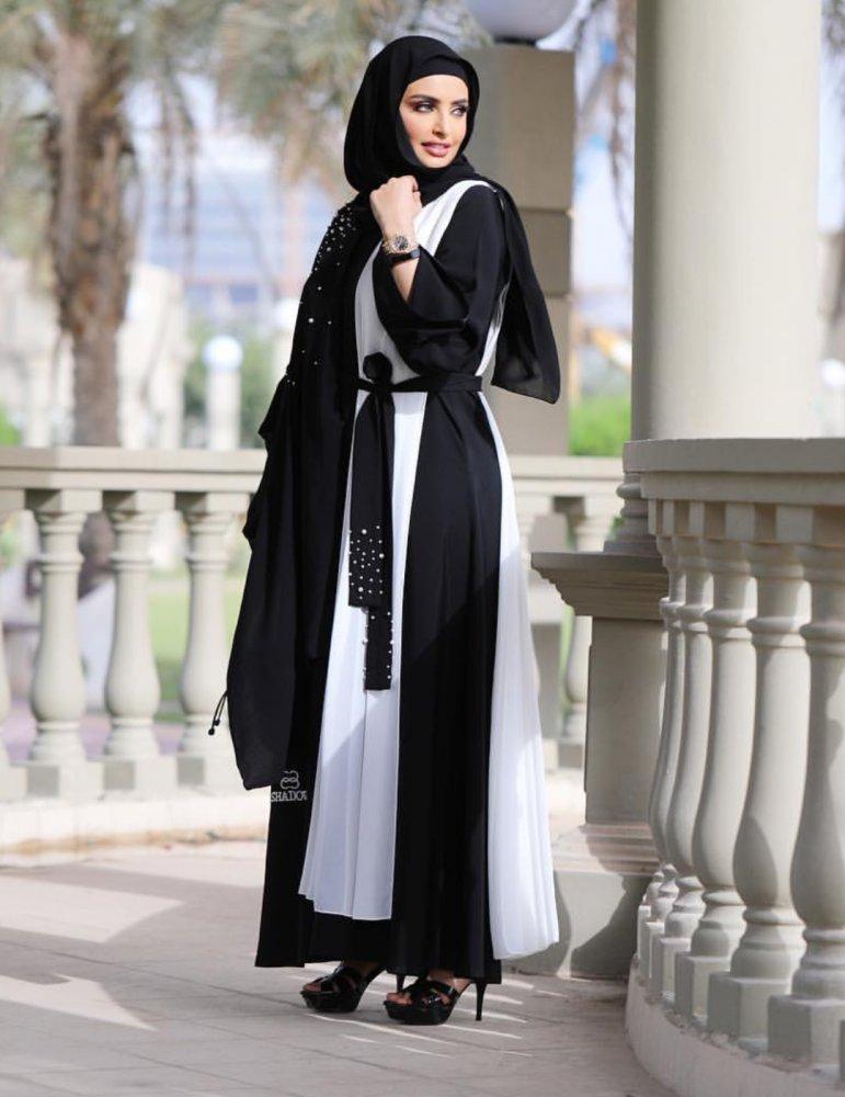 57af0682520dc ارقى ملابس محجبات استوحي منها اطلالتك في رمضان - مجلة هي