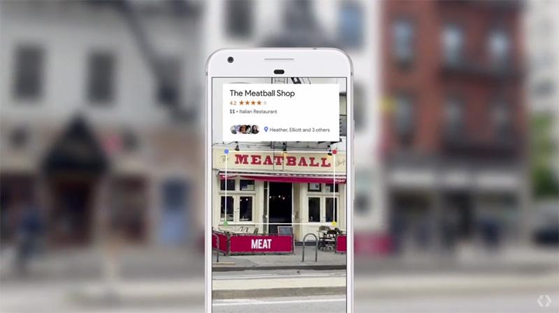 Google Lens .. منصة الواقع المعزز من جوجل ! - مجلة هي