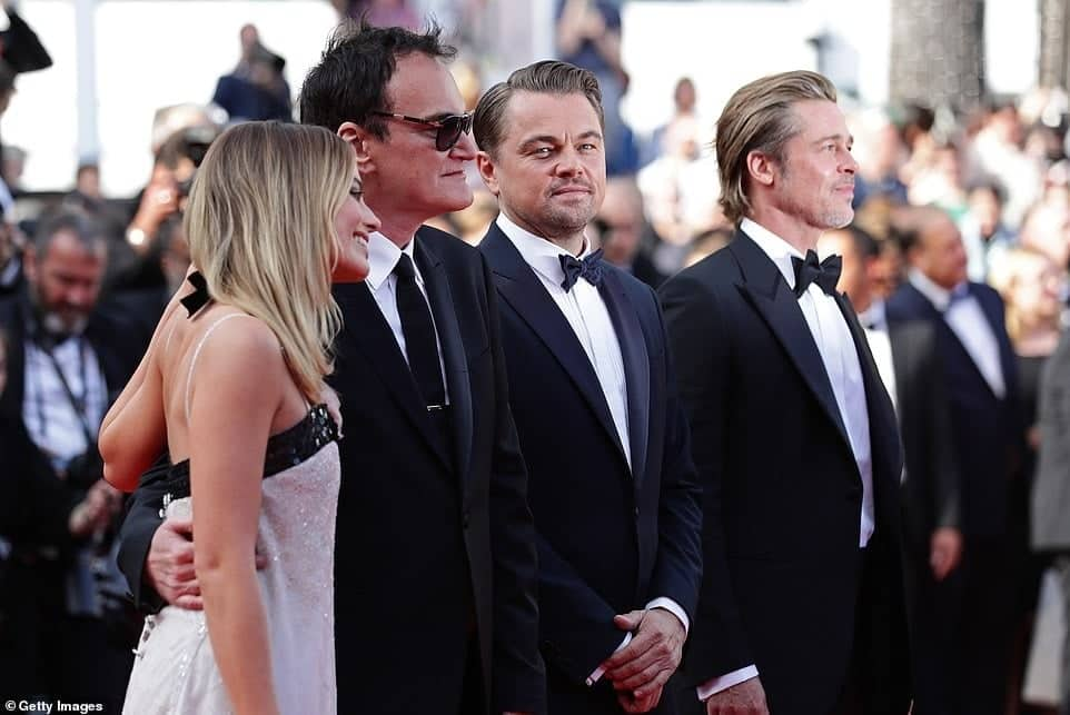 صناع فيلم Once Upon A Time in Hollywood