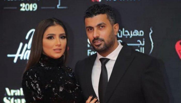 مي عمر تحتفل بحصولها على الإقامة الذهبية في الإمارات.. بالصور