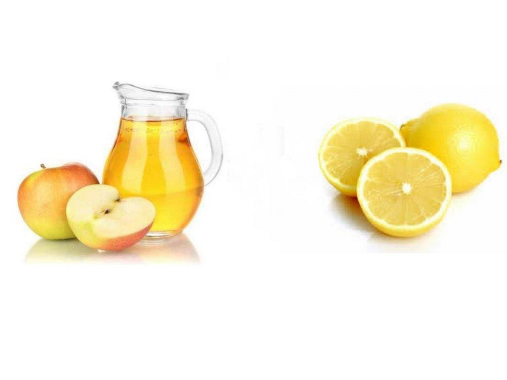 فوائد خل التفاح و الليمون في حرق الدهون مجلة هي