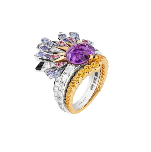 Chaumet Lueurs d'Orage Ring