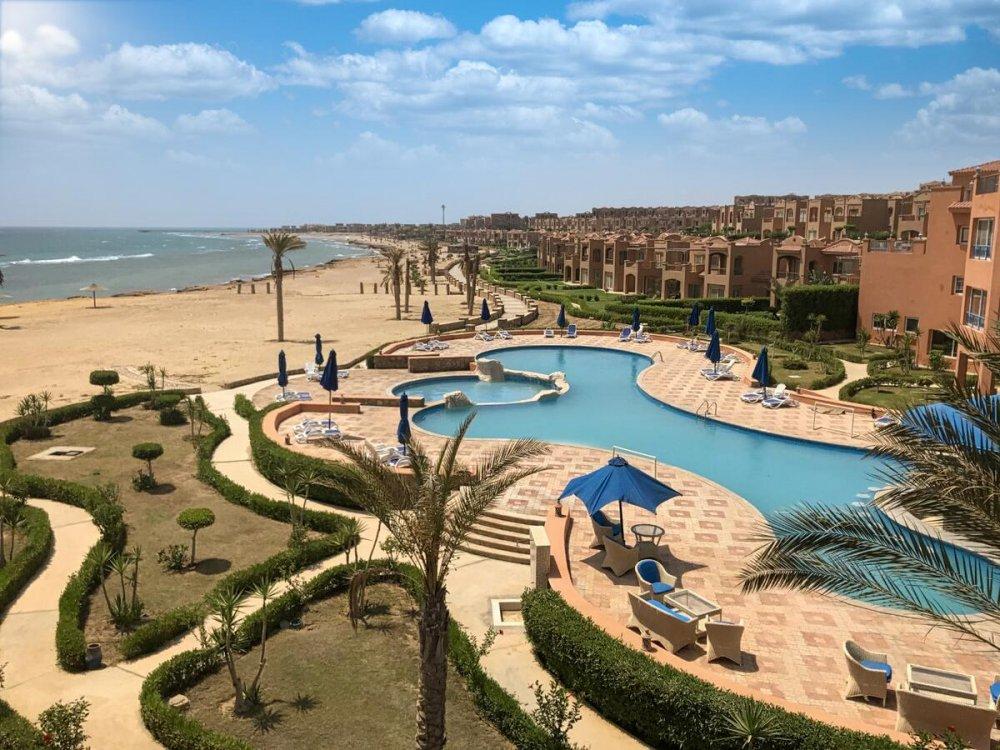 فندق Helnan Hotel ElSokhna
