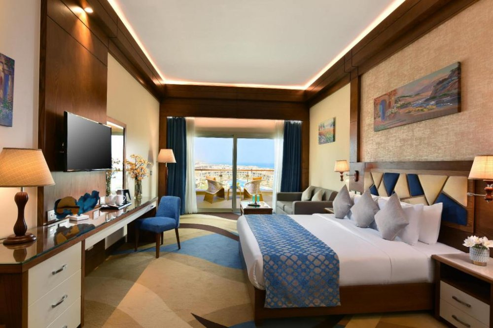 فندق Tolip Resort El Galala Majestic