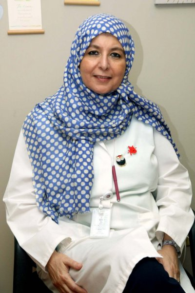 البروفيسورة ريما البدر