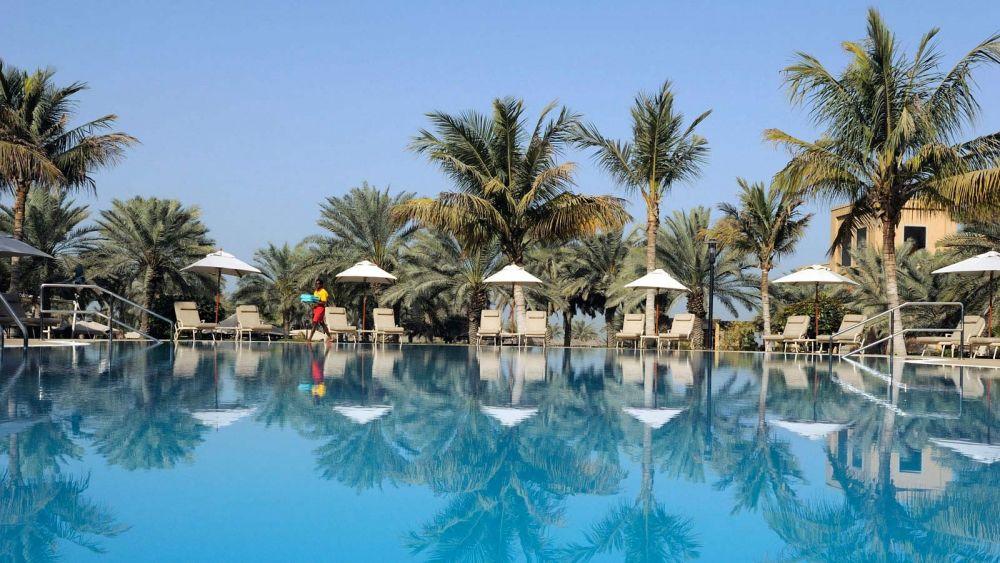 أشهر المنتجعات السياحية المثالية للأسرة في دبي