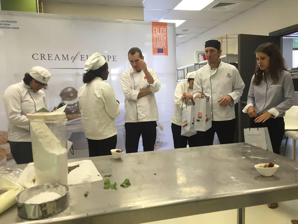 e7228b49e لعشاق الطهي: أفضل مدارس الطبخ في دبي - مجلة هي
