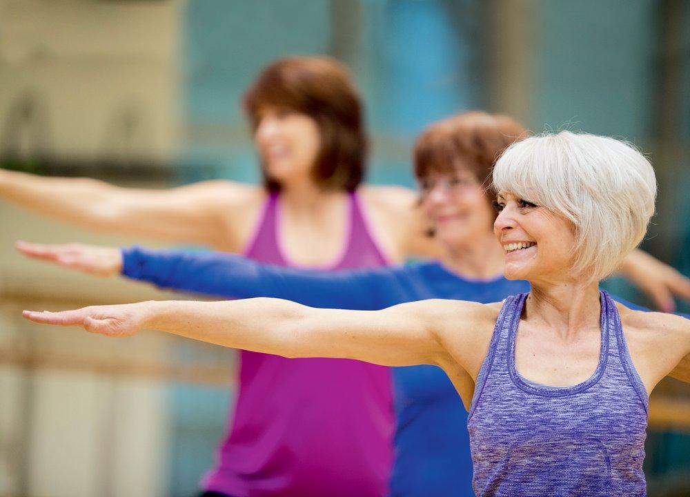 بعد استئصال الثدي التمارين الرياضية مهمة لاستعادة حركة ونشاط الكتف و الذراعين