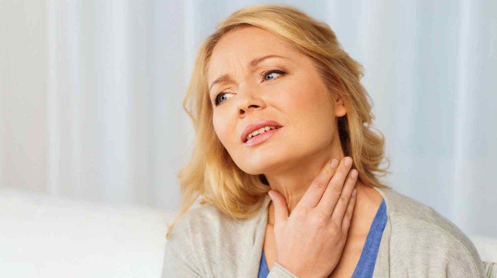فيروس كورونا يسبب التهابات في الغدة الدرقية