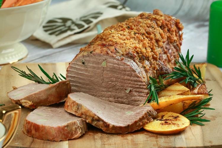 من اكلات صحية دايت باللحم روستو لحم العجل