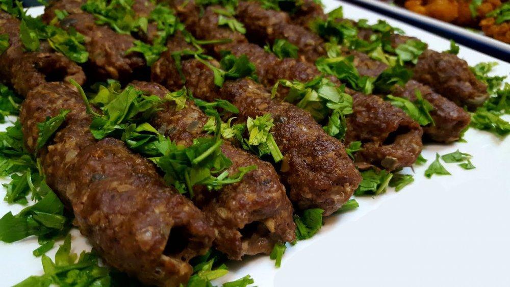 من اكلات صحية دايت باللحم لعيد الاضحى كفتة بالبقدونس