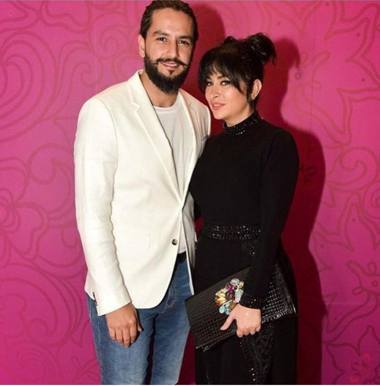 اناقة و وسامة احمد الحلو زوج ديما بياعة مجلة هي