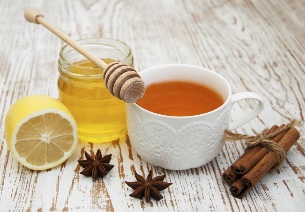 الليمون مع القرفة من المشروبات الصحية لانقاص الوزن و حرق الدهون