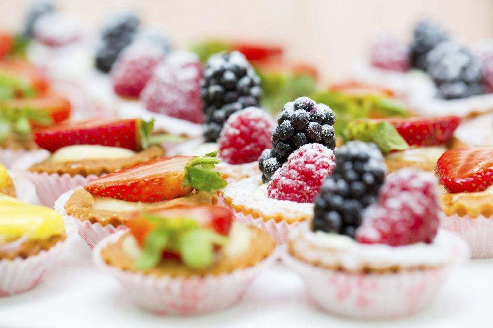 حلويات صحية بدون شعور بالذنب لاحتفالية العام الجديد