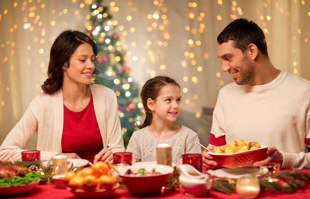 نصائح لاضفاء لمسة صحية على احتفالية العام الجديد