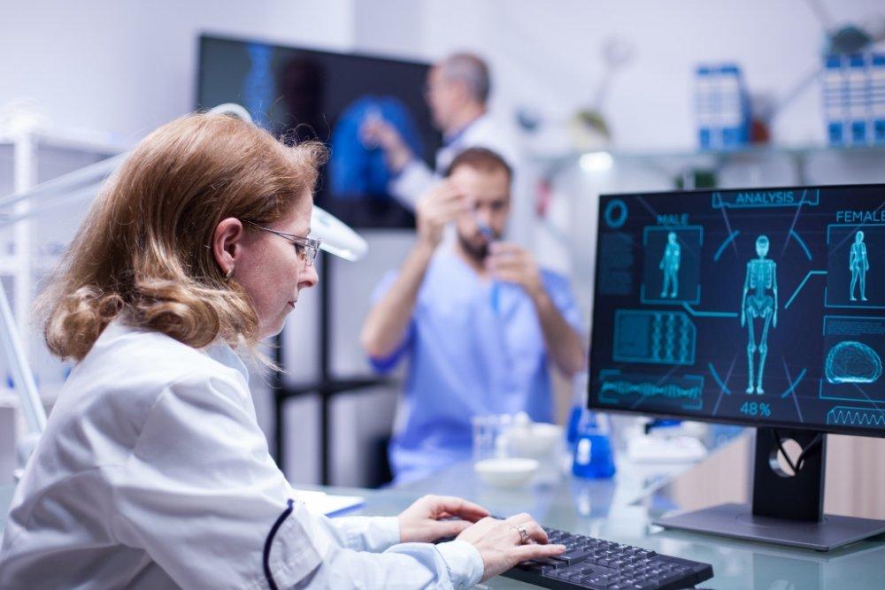الذكاء الاصطناعي يساعد في كشف عدم الاصابة بفيروس كورونا