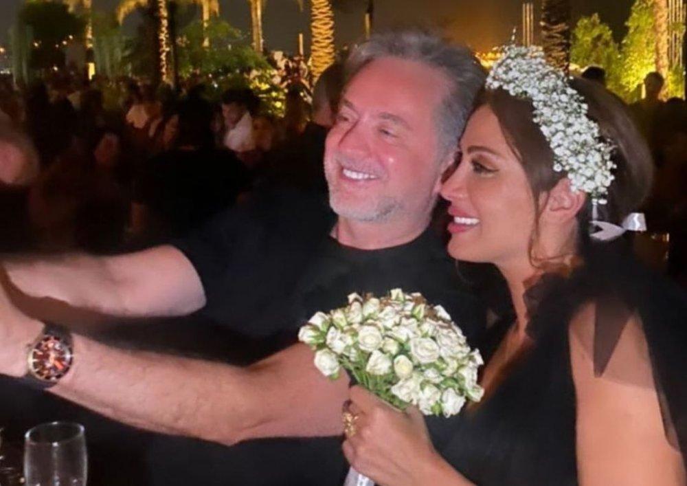 مروان خوري يودع عزوبيته ويحتفل بزواجه ..بالفيديو والصور