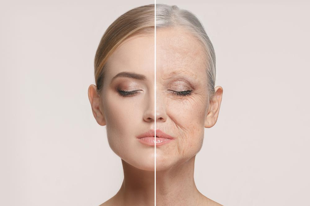 البشرة المتقدمة بالعمر نتيجة الاهمال وعدم العناية وليس المراحل العمرية فقط